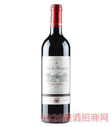 布尔丘红葡萄酒