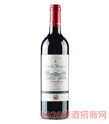弗龙萨克红葡萄酒