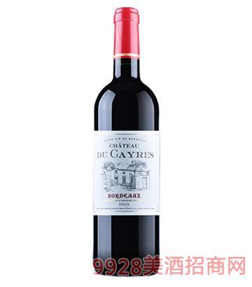 杜凯瑞红葡萄酒