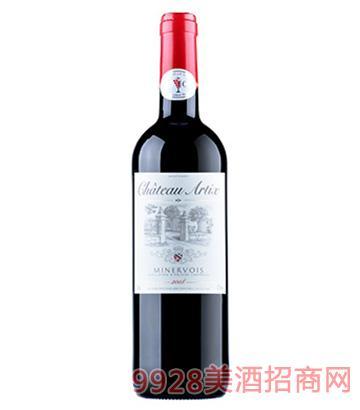 埃狄柯城堡红葡萄酒