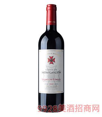 拉朗德波美侯红葡萄酒全国招商中