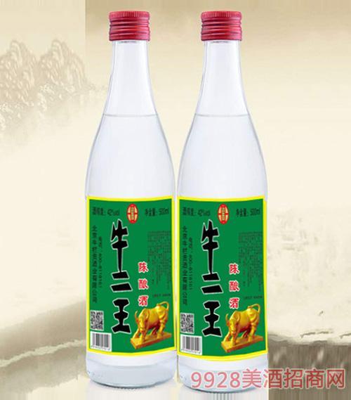 牛二王陈酿酒42度500ml