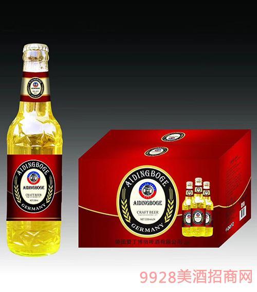 黑格尔啤酒金瓶330ml×24
