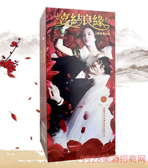 唐水坊私家定制酒喜结良缘酒500ml