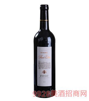 圣艾斯特窖藏干红葡萄酒