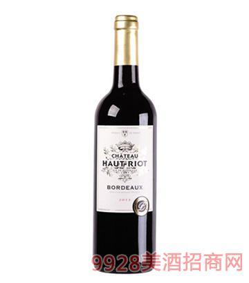 安杜骑士城堡干红葡萄酒