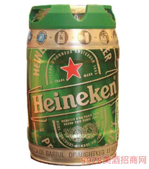 荷兰喜力铁金刚啤酒