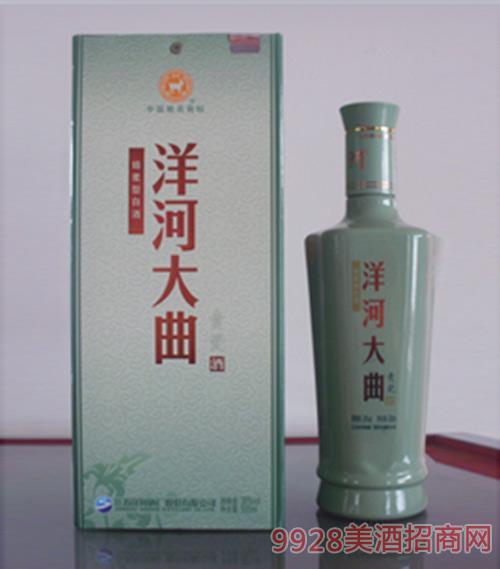 38度52度洋河大曲青瓷酒浓香型500ml×6