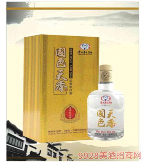 金国色天香酒52度500ml浓香