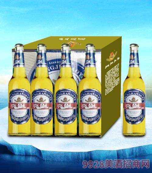 亮剑啤酒瓶装500ml箱装-瓶啤