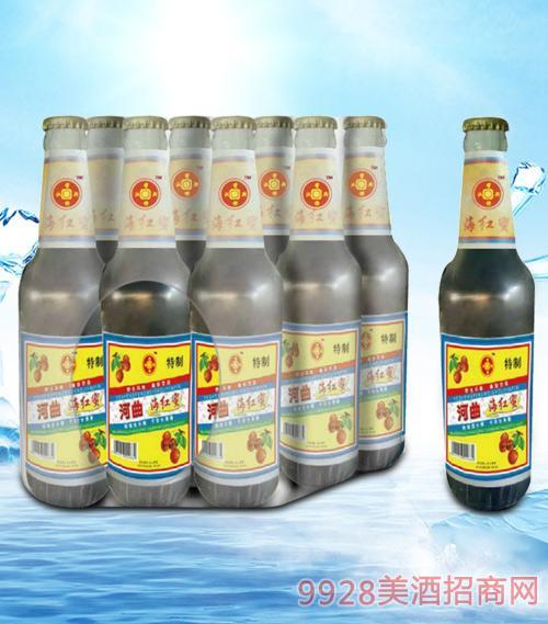 青杰河曲海红蜜汁500ml