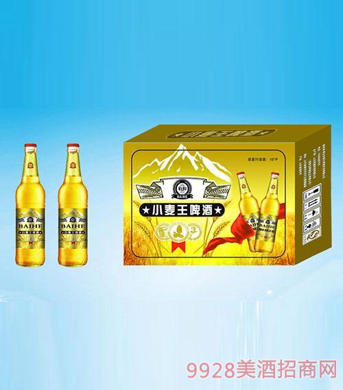 佰和小麦王啤酒箱330mlx24瓶