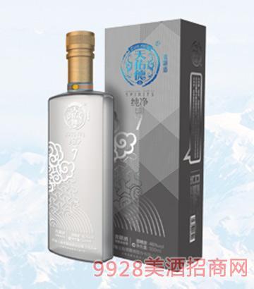 天佑德青稞酒纯净46度500ml