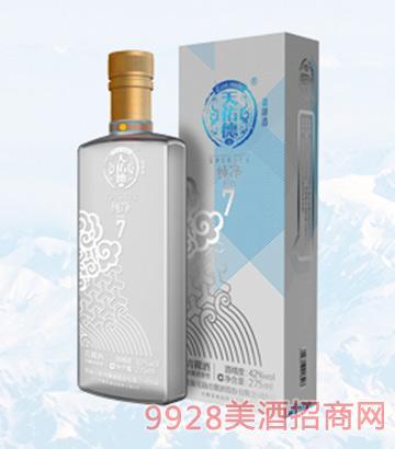 天佑德青稞酒纯净42度275ml