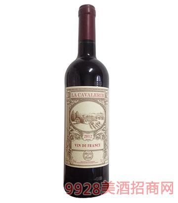 卡瓦勒干红葡萄酒