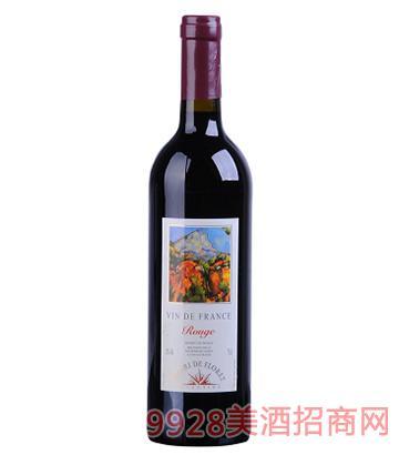 花堡干红葡萄酒