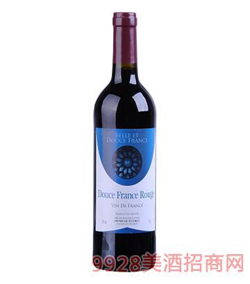 都克干红葡萄酒