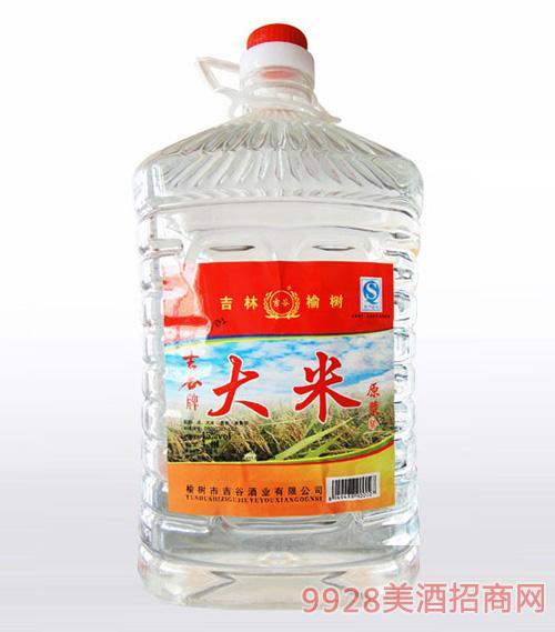 大米原浆酒42度4L