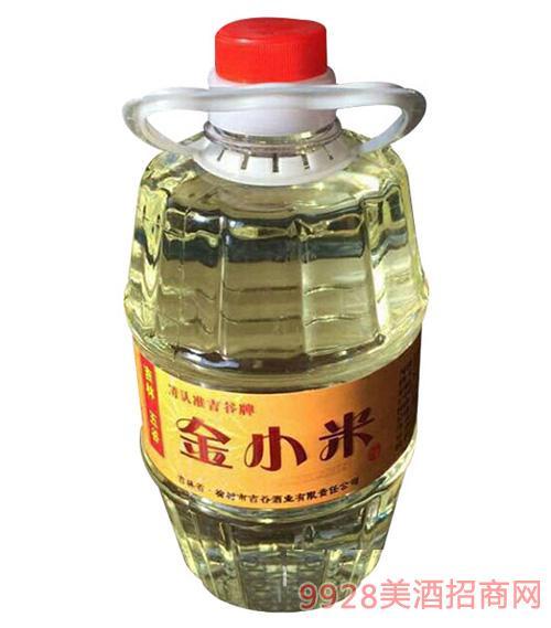 吉谷金小米桶装酒