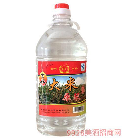 吉谷大米原浆酒