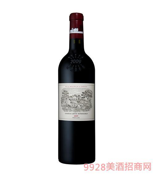 法国波尔多拉菲古堡干红葡萄酒