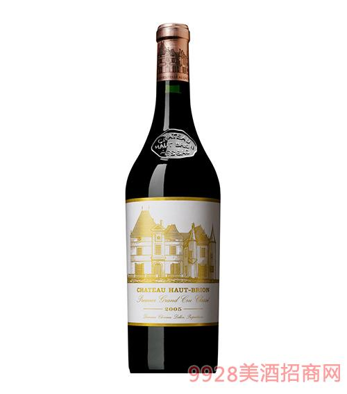 法国波尔多奥比昂古堡干红葡萄酒
