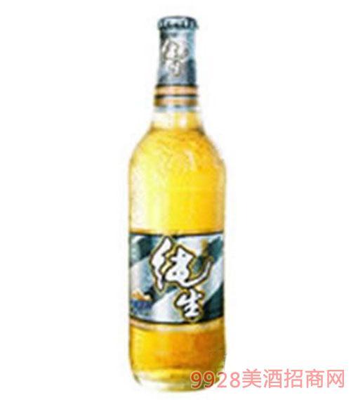 新疆纯生啤酒