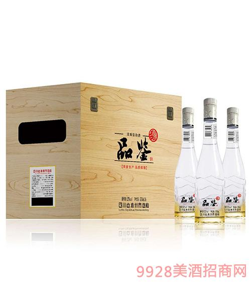 泸州市酒厂品鉴酒52度500ml