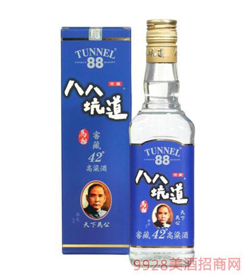 八八坑道窖藏42度高粱酒-孫中山纪念酒500mlx6