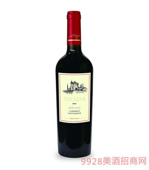 智利阿尔卡莎精选赤霞珠红葡萄酒