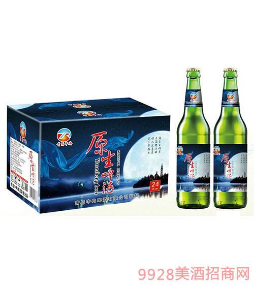 中冉原生啤酒330mlx24