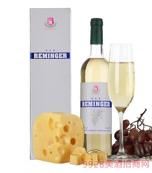 耶米格干白葡萄酒12度750ml