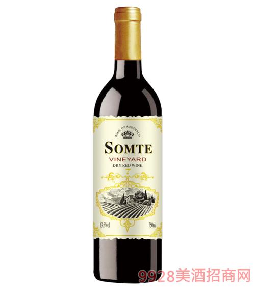 索姆特·酒田系列干红葡萄酒7
