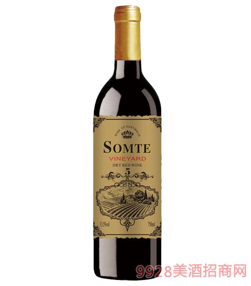 索姆特·酒田系列干红葡萄酒5