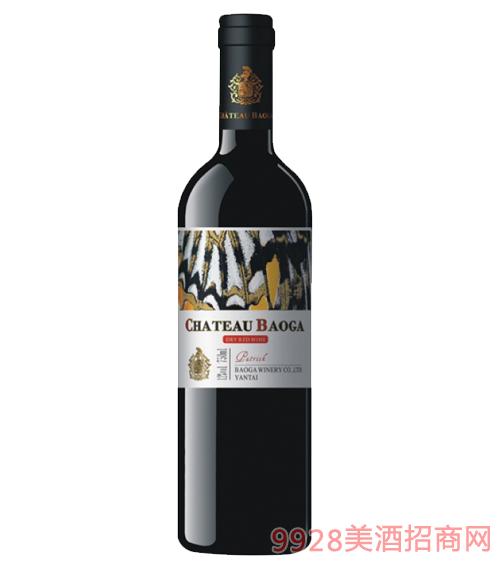 云端干红葡萄酒