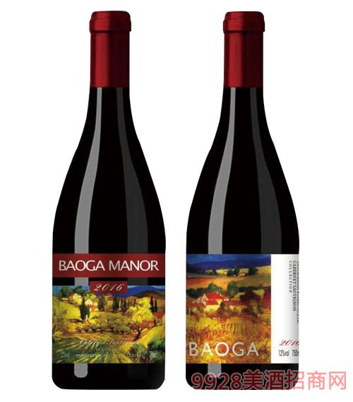 圣纳干红葡萄酒