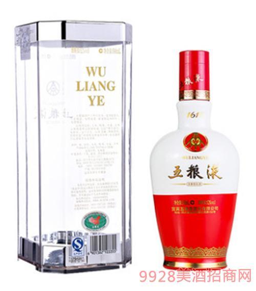 五粮液股份有限公司1618酒陶瓷瓶52度500ml