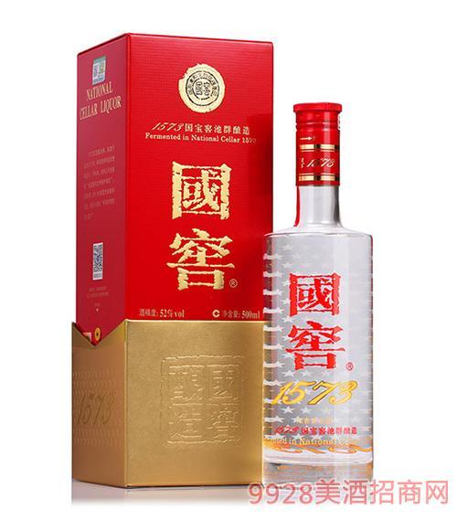 国窖1573酒52度500ml