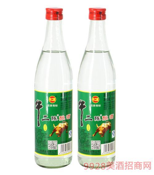 牛二陈酿酒42度500ml