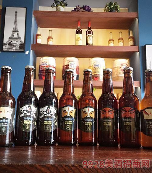 威沃啤酒三国系列