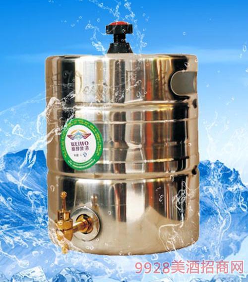 威沃桶装鲜啤5l招商_青岛威沃精酿啤酒有限公司-中国.