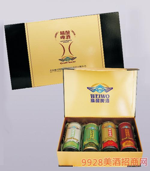 沃格精酿啤酒四季健康型啤酒尊享装礼盒
