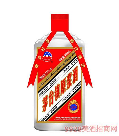 茅台镇纯元原浆酒52度450ml
