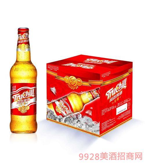 纯清至尊啤酒500ml