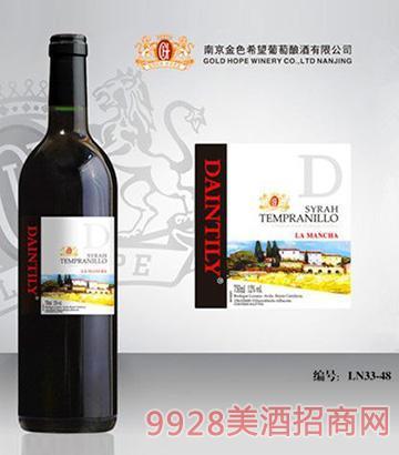 罗纳葡萄酒LN33-48