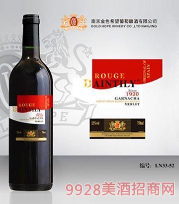 罗纳葡萄酒LN33-52