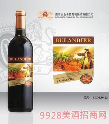布兰迪尔葡萄酒BLDE39-23