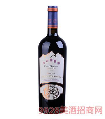 陈酿赤霞珠-佳美娜干红葡萄酒