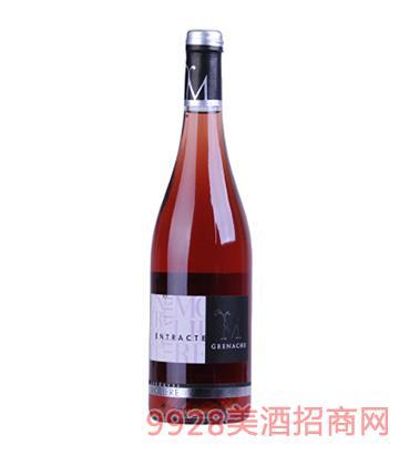 幕间曲桃红葡萄酒
