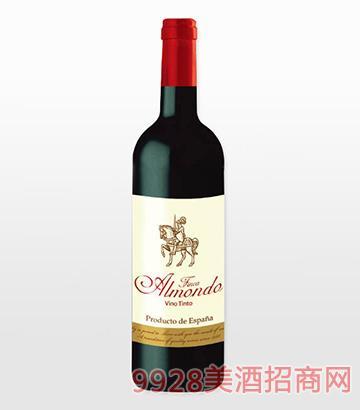 艾蒙特庄干红葡萄酒